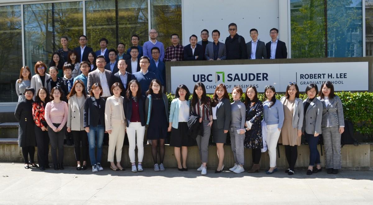 UBC IMBA residency group